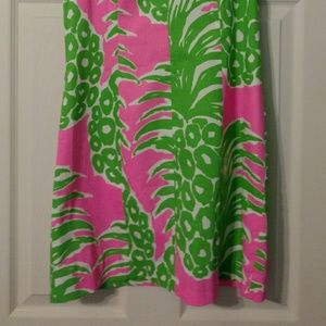 Lilly Pulitzer Dresses - Lilly Pulitzer Mila shift. Pink pout Flamenco